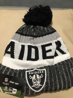 Gorro New Era De Los Raiders De Oakland