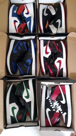 Tênis Nike Air Jordan 1 Mid