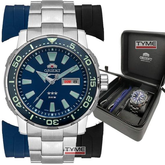 Relógio Orient Diver Automático Ed. Limitada F49tt001 D1gx
