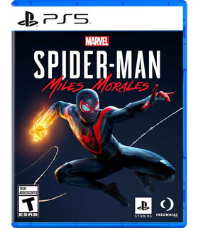..:: Spiderman Miles Morales ::.. Ps5 Playstation 5 En Game