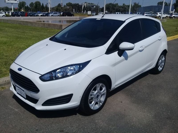 Ford Fiesta 1.6 5 Pts Kd 2016 Car One Cg