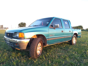 Chevrolet Luv 2.3 Pick-up D/cab 4x4 Aa 1996 Con Gnc