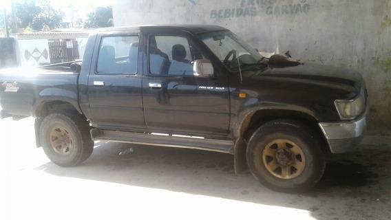 Toyota Hilux 3.0 Sr Cab. Dupla 4x4 4p 2002