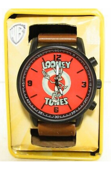 Reloj Looney Tunes Bugs