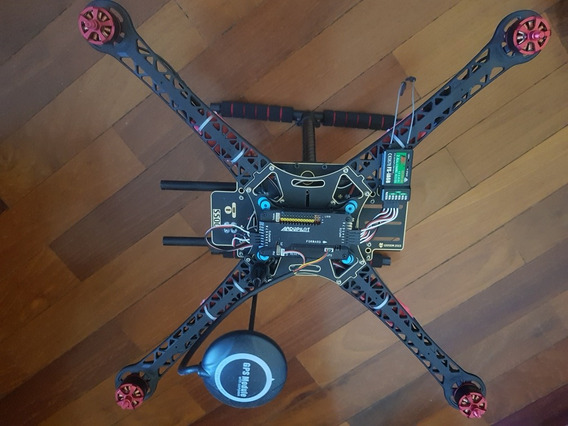 Kit Drone S500 Com Controle