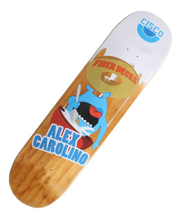 Shape Cisco Alex Carolino 8.66 Skate Street Everbags