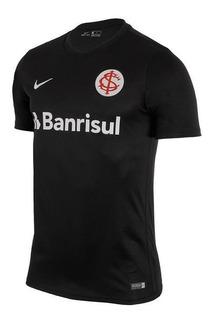 Camisa Nke Internacional Of 3 2019 Preta Masculina Original