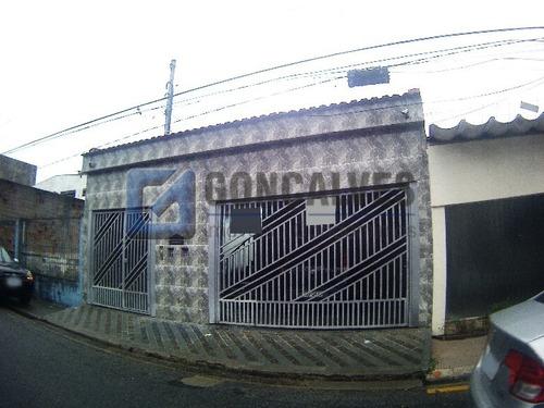Venda Casa Sao Bernardo Do Campo Centro Ref: 136010 - 1033-1-136010