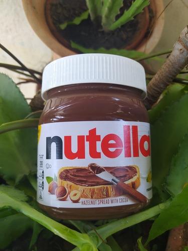 Imagen 1 de 1 de Nutella Original 375gr.