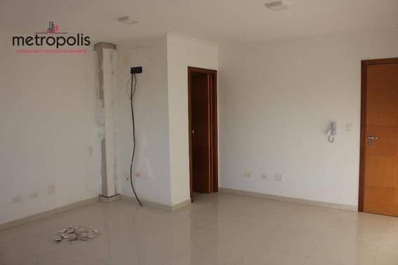 Sala Para Alugar, 28 M² Por R$ 1.350,00/mês - Nova Gerty - São Caetano Do Sul/sp - Sa0126