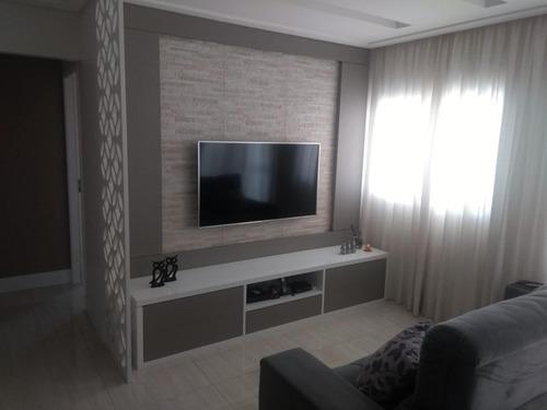 Apartamento - Vila Regente Feijo - Ref: 1701 - V-ap903