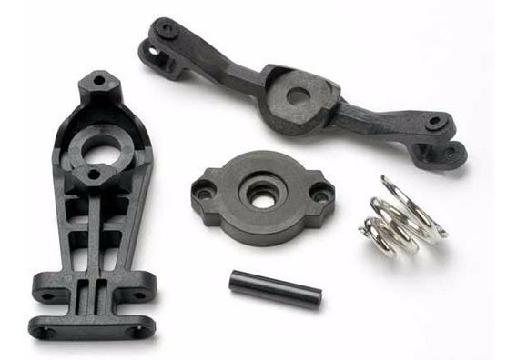 TRA7043 Traxxas Upper /& Lower Steering Arm Set
