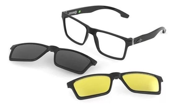 Óculos De Grau Mormaii Swap Clip On M6057 A02 - Original