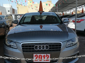 Audi A4 1.8 T Trendy Plus Multitronic Cvt 2012