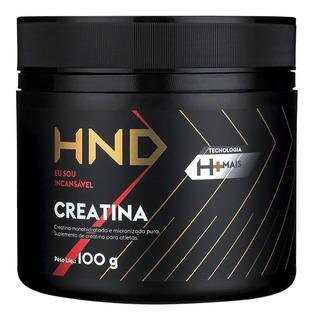 Creatina Hinode 100g Tecnologia H+ Lançamento Código 17518