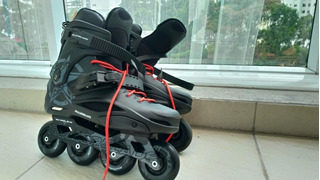 Patins Rollerblade Urbano Rb 80 Cruiser