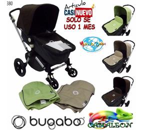Coche Bugaboo Camaleon Impecable.-
