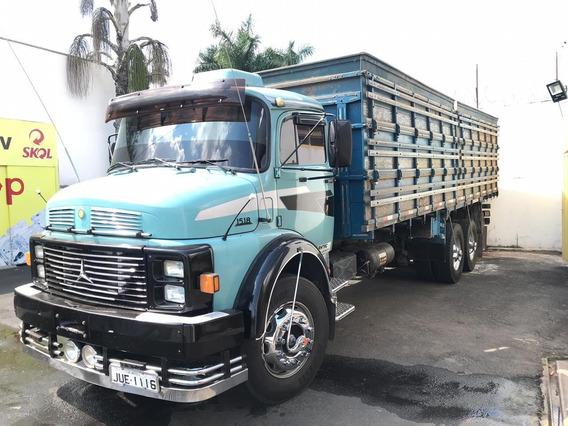 Caminhão Espetacular Pronto Pra Trabalho