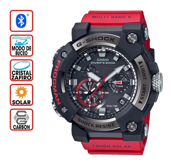 *precompra* Casio G-shock Frogman Master Of G Gwf-a1000-1a4