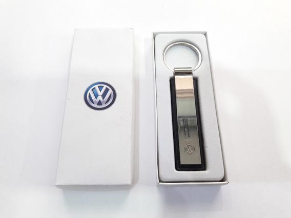 Llavero De Metal Con Logo Volkswagen