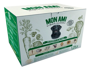 Mon Ami Alimento Superfood Perro Adulto Med & Gde 12 Kg