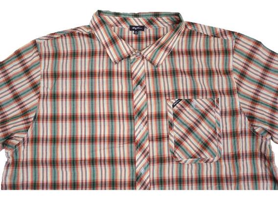 Camisa Ligera Lrg Talla 2xl Original