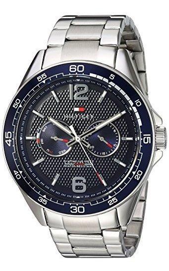 Tommy Hilfiger 1791366 - Reloj Deportivo De Cuarzo Con Corre