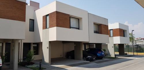Renta Casa Toluca Vindeza Moderna Segura Armonia