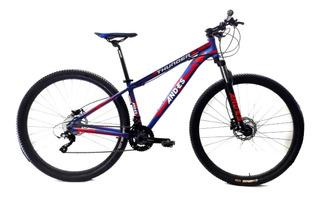 Bicicleta Rodado 29er Mtb Andes Thunder Disco Hidra 24 Vel