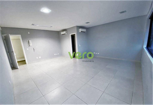 Imagem 1 de 5 de Sala Para Alugar, 37 M² Por R$ 1.600,00/mês - Vila Frezzarin - Americana/sp - Sa0046