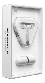 Fone In-ear Headphones Apple Me186fe/a