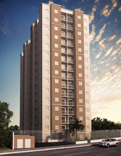 Apartamento - Edifício Residencial - Mirante Iii - Ap0223