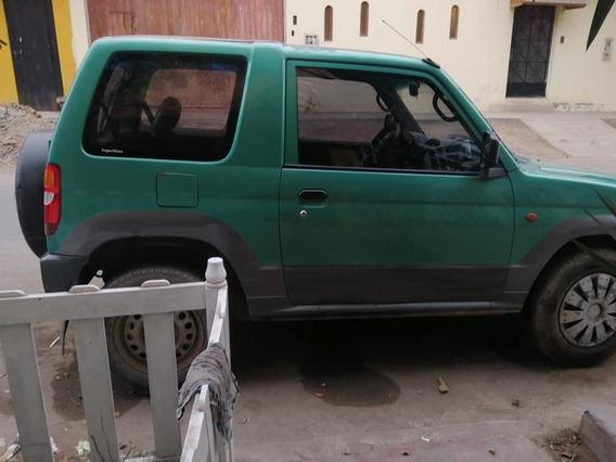 Mitsubishi Pajero Mini Pajero 4x4 Se Remata 8000 Soles