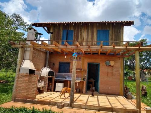 Chacara - Recreio Campestre Idanorma - Ref: 2889 - V-2889