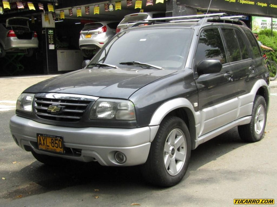 Chevrolet Grand Vitara 2000 Cc Mt 4x4