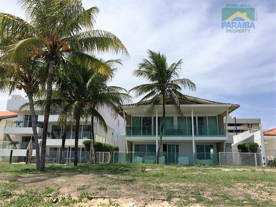 Casa Luxo Beiramar À Venda - Praia Do Bessa - João Pessoa - Pb - Ca0103