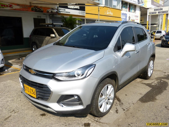 Chevrolet Tracker Ltz At 1800cc
