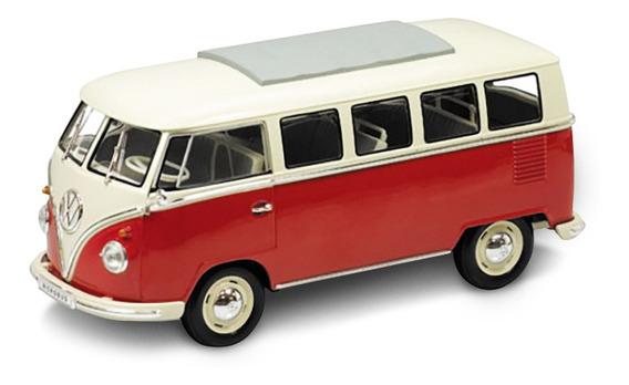 Volkswagen Classical Bus Combi 1962 (1:24) Original Welly