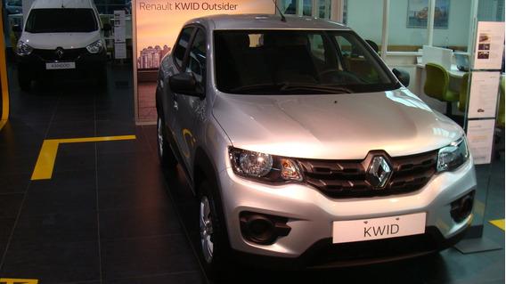 Renault Kwid 1,0l Zen