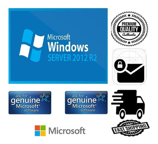 Licencia Windows Server 2012 R2 Standar Original