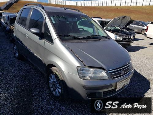Fiat Idea 2010- Somente Retirar Peças