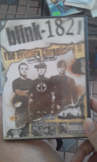 Dvd Blink 182 - The Urethra Cronicles 2