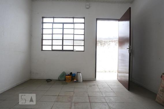 Casa Para Aluguel - Centro, 1 Quarto, 55 - 893097741