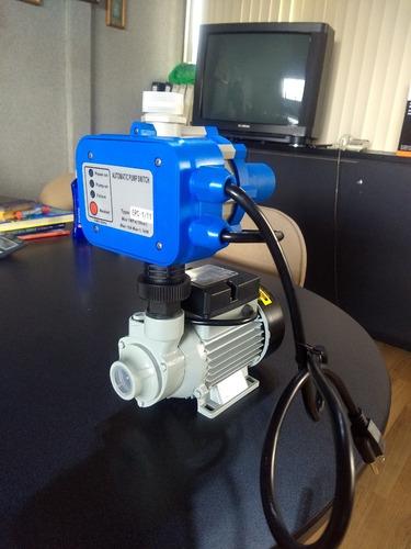 Bomba Equipo Presurizador Agua 0.5 Hp Para Cabinas  O Casas