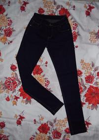 Calça Feminina Azul, Brado Jeans Feminina Tradicional