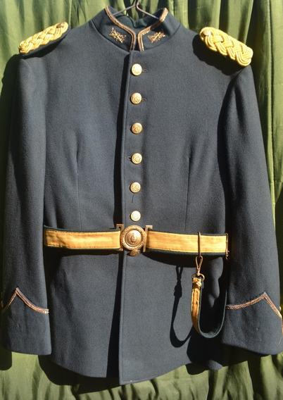 Antiguo Uniforme De Gala De Oficial De Gendarmería Nacional