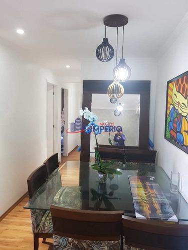 Apartamento Com 3 Dorms, Gopoúva, Guarulhos - R$ 450 Mil, Cod: 6583 - V6583