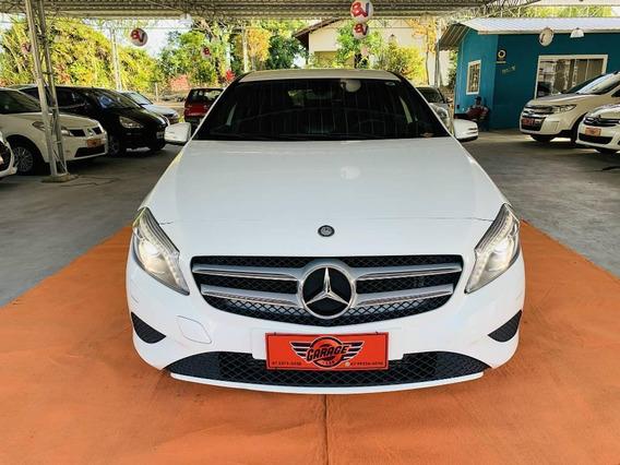 Mercedes-benz A 200 Turbo Urban 1.6 4p Automatico