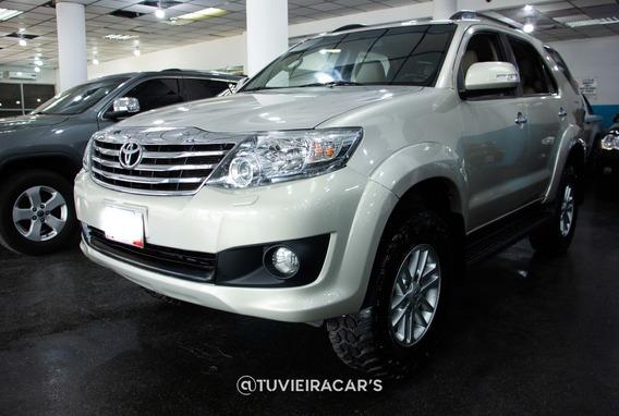 Toyota Fortuner 2017 4x4 Concesionario