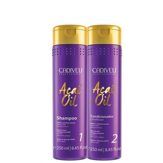 Cadiveu Açaí Oil Kit Duo (2 Produtos)